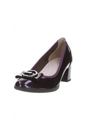 Туфли Sinta Gamma. Цвет: фиолетовый