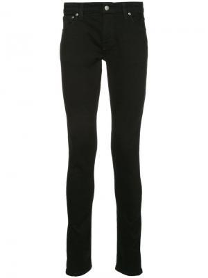 Джинсы облегающие Nudie Jeans Co. Цвет: черный