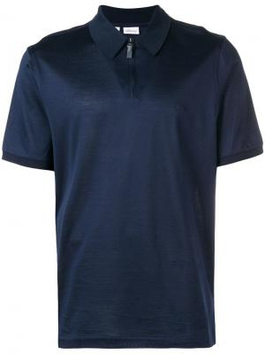 Polo shirt Brioni. Цвет: синий