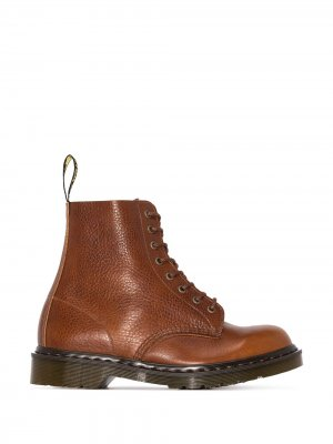 Ботинки 1460 Pascal Dr. Martens. Цвет: коричневый