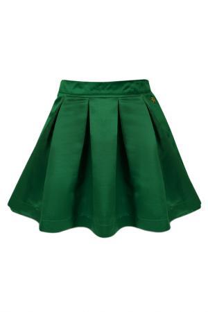 Юбка De Salitto. Цвет: зеленый