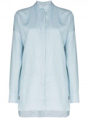 Рубашка Everywhere BONDI BORN. Цвет: синий
