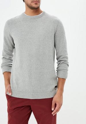 Джемпер Produkt. Цвет: серый
