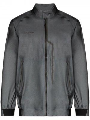 Куртка Skytree с высоким воротником Mammut. Цвет: черный
