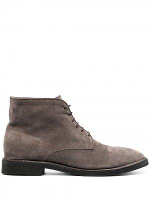 Ботинки на шнуровке Alberto Fasciani. Цвет: нейтральные цвета