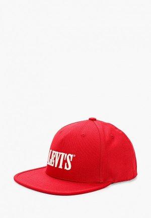 Кепка Levis® Levi's®. Цвет: красный