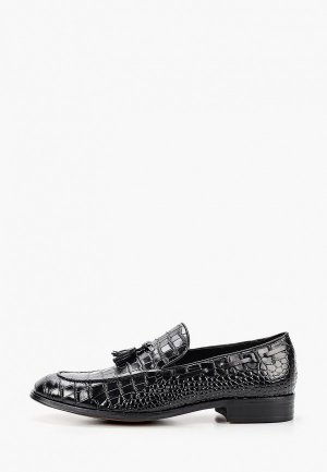 Лоферы Just Couture. Цвет: черный