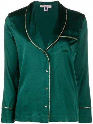 Пижама Backstage Gilda & Pearl. Цвет: зеленый