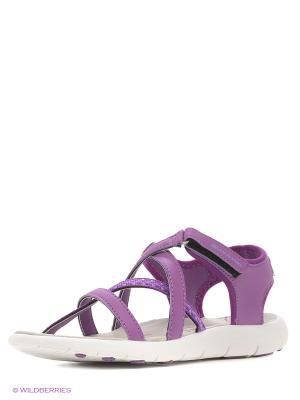 Сандалии Alpine PRO. Цвет: фиолетовый