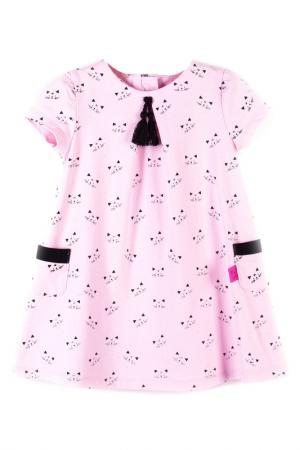Платье Coccodrillo. Цвет: бордовый