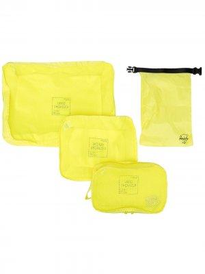 Дорожный органайзер Herschel Supply Co.. Цвет: желтый