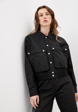 Куртка The Kooples Sport. Цвет: черный