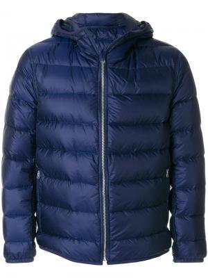 Padded jacket Ten C. Цвет: синий