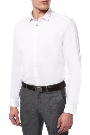 Рубашка BOGNER. Цвет: белый