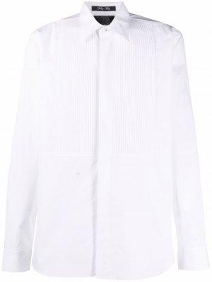 Рубашка Playboy с длинными рукавами Philipp Plein. Цвет: белый