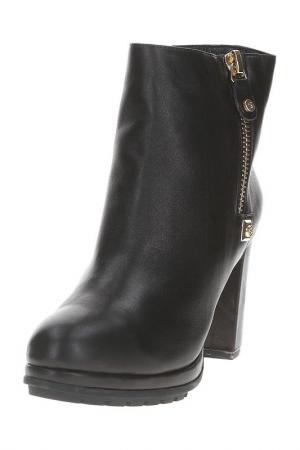 Ботинки SANTINI. Цвет: черный