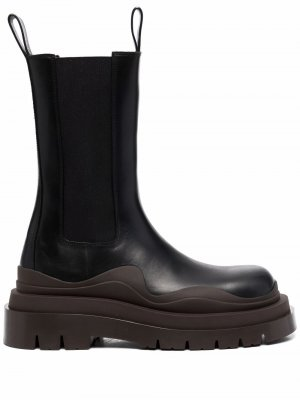 BV Tire boots Bottega Veneta. Цвет: черный