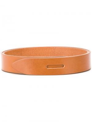 Ремень Lecce tie Isabel Marant. Цвет: коричневый