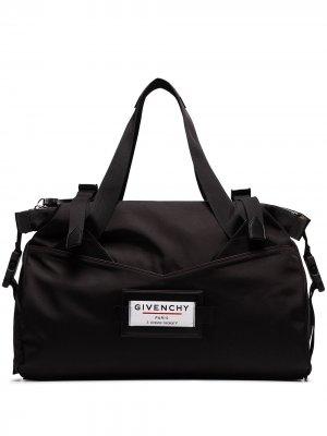 Дорожная сумка Downtown Givenchy. Цвет: черный