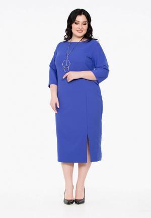 Платье Intikoma. Цвет: фиолетовый