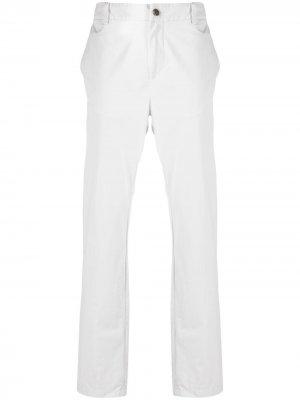 Прямые брюки Colmar. Цвет: серый