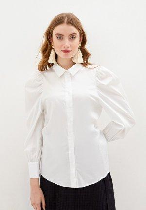 Блуза Glamorous. Цвет: белый