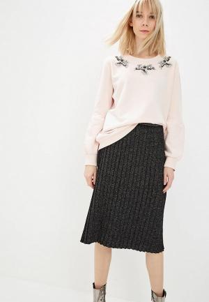 Свитшот DKNY. Цвет: розовый