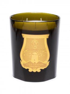 Ароматическая свеча Ernesto Cire Trudon. Цвет: зеленый