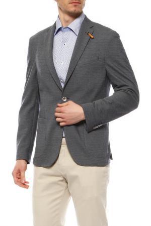 Пиджак BALDESSARINI. Цвет: серый