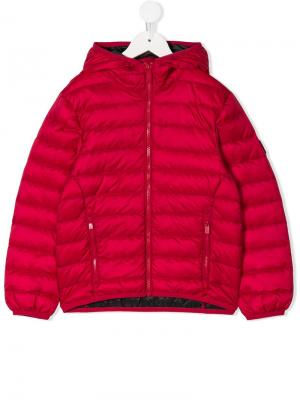 Padded down jacket Ciesse Piumini Junior. Цвет: красный