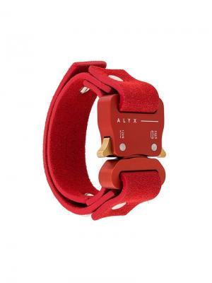 Кафф с креплением 1017 Alyx 9SM. Цвет: красный