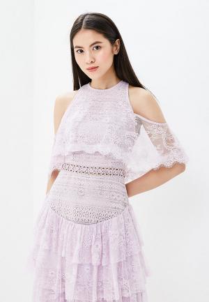 Платье True Decadence. Цвет: фиолетовый