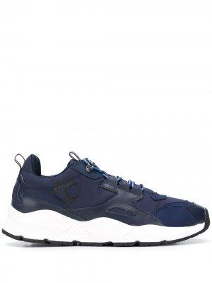 Кроссовки со вставками Timberland. Цвет: синий