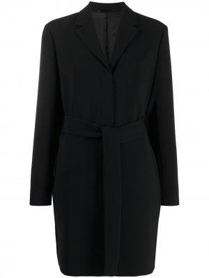 Пальто Chancery с поясом Filippa K. Цвет: черный