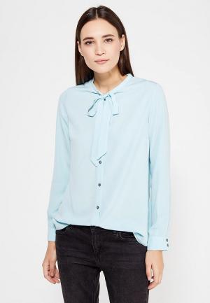 Блуза adL. Цвет: бирюзовый