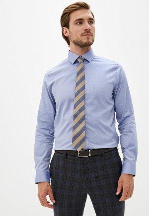 Рубашка Matinique. Цвет: голубой