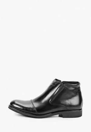Ботинки Valor Wolf. Цвет: черный