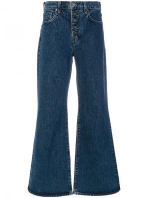 Классические широкие джинсы Levi's: Made & Crafted. Цвет: синий