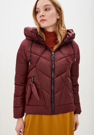 Куртка утепленная Winzor. Цвет: бордовый