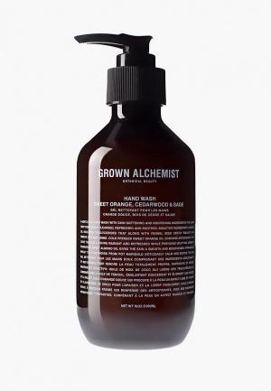Жидкое мыло Grown Alchemist. Цвет: прозрачный