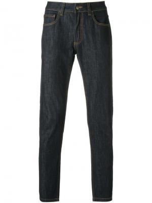 Обтягивающие джинсы Osklen. Цвет: синий