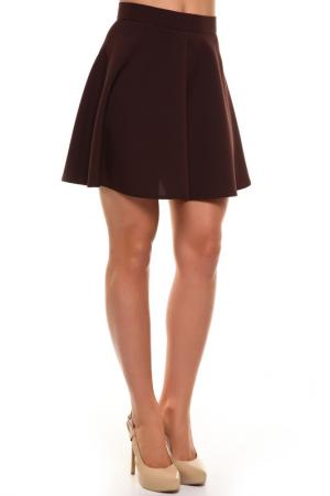 Юбка Rocawear. Цвет: коричневый