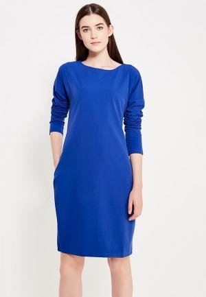 Платье Peperuna. Цвет: синий