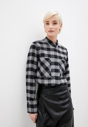 Рубашка Windsor. Цвет: серый